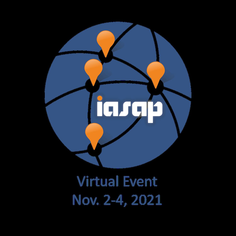 Nov. 2-4, 2021 IASAPGroup Virtual Meeting