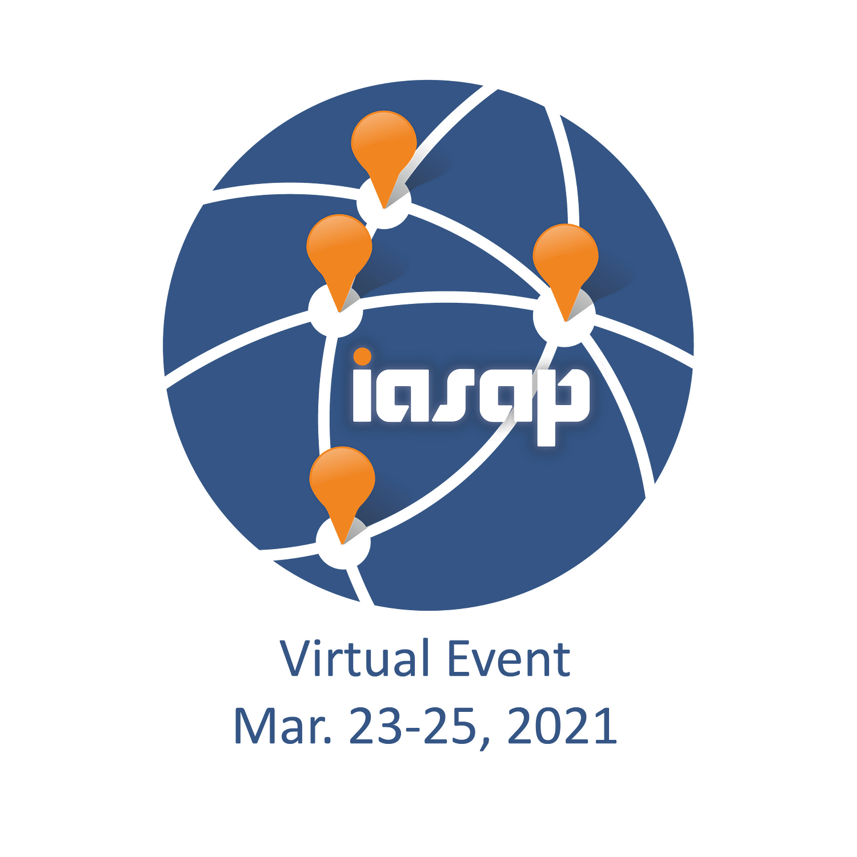 IASAPGROUP Virtual Meeting - SPRING - March 2021